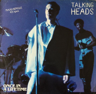 "Talking Heads - Once In A Lifetime (12"") (G++/F++)"
